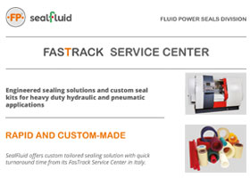 High Performance Sealing Solutions SealFluid Download - for Fluid Power Hydraulic and pneumatic applications